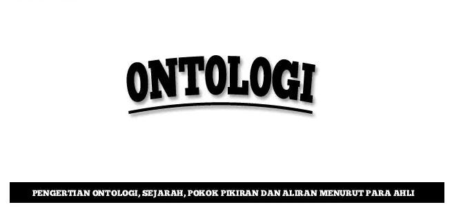 pengertian-ontologi
